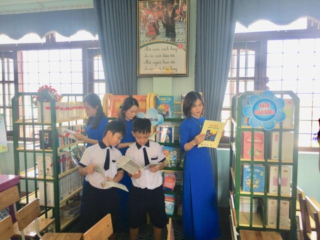 Tổ chức Đài Loan tặng thư viện và hỗ trợ hoạt động đọc sách cho 33 trường học tại Quảng Bình - 2