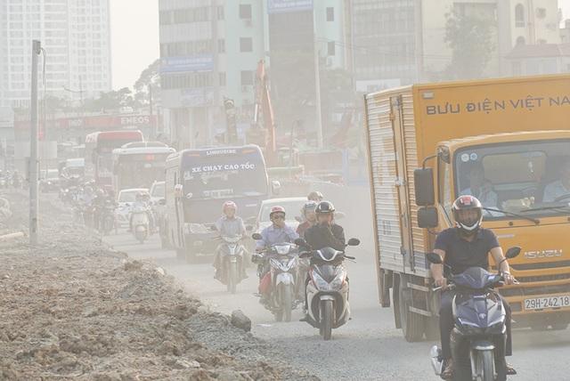 Hà Nội giám sát 24 chỉ tiêu đo mức ô nhiễm tại đô thị - 2