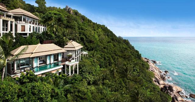 Điểm nhấn ấn tượng của biệt thự biển Banyan Tree Residences - 1