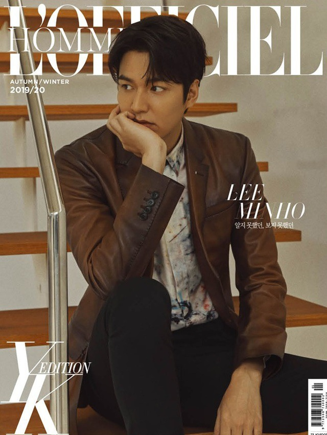 Mỹ nam Lee Min Ho trở lại cuốn hút và nói về tương lai - 3