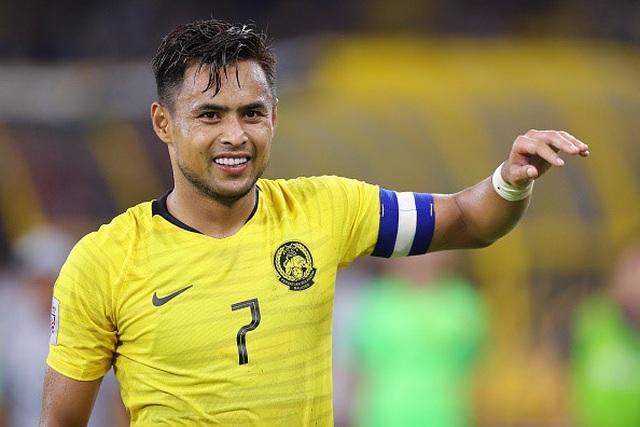 Trung vệ Malaysia không ngại phải thi đấu trên chảo lửa Mỹ Đình - 1