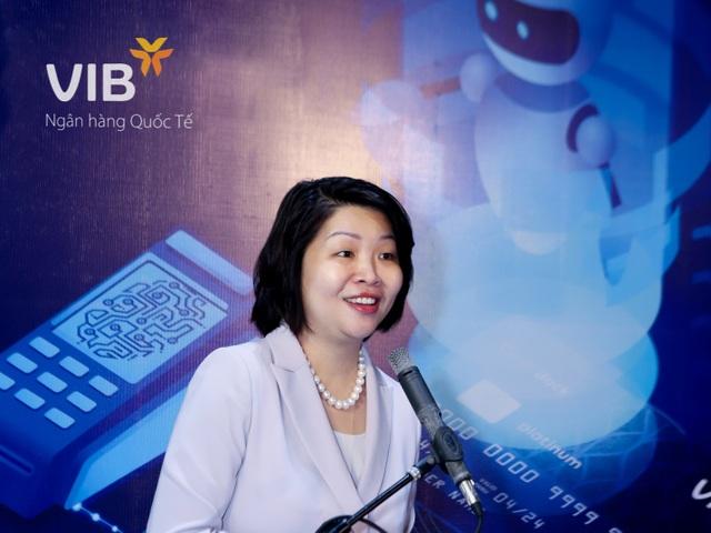 Mastercard hợp tác ngân hàng VIB tăng bảo mật thẻ - 1