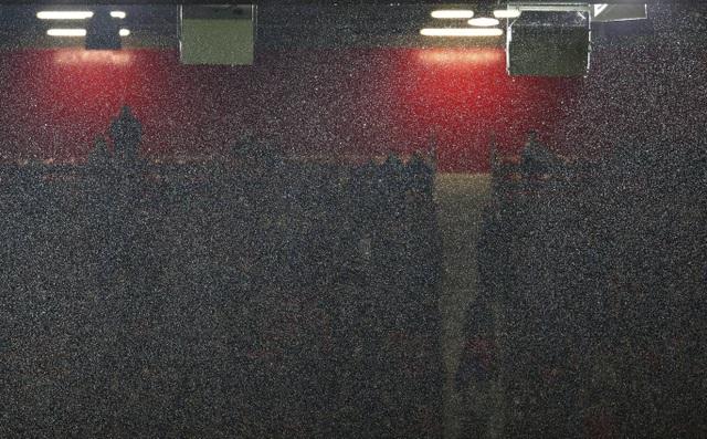 Những khoảnh khắc chia điểm thất vọng giữa Man Utd và Arsenal - 2