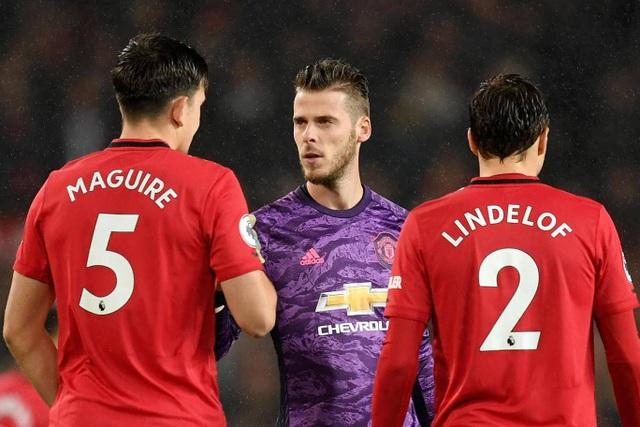 Những khoảnh khắc chia điểm thất vọng giữa Man Utd và Arsenal - 4