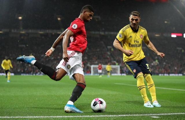 Những khoảnh khắc chia điểm thất vọng giữa Man Utd và Arsenal - 5