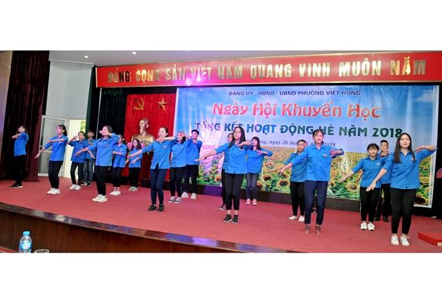 Ngày Khuyến học Việt Nam 2/10: Xây dựng văn hóa học tập suốt đời trong nhân dân - 1