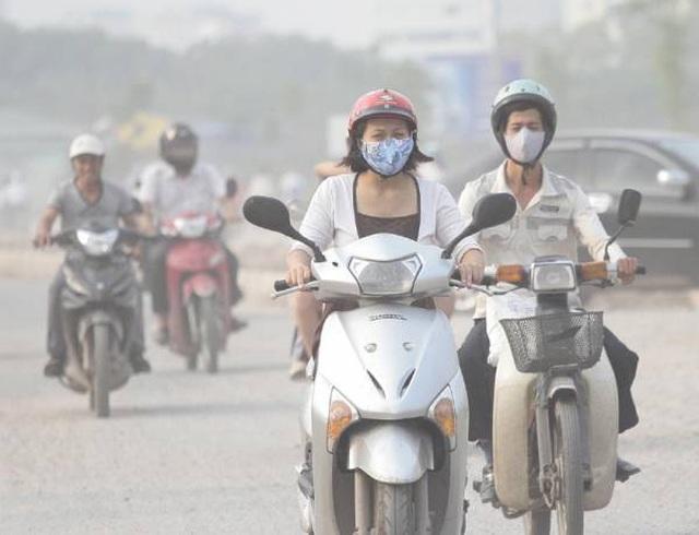 Ứng dụng PAM Air cảnh báo nhiều khu vực tại Hà Nội chuyển sang ngưỡng rất nguy hại cho sức khỏe - 1