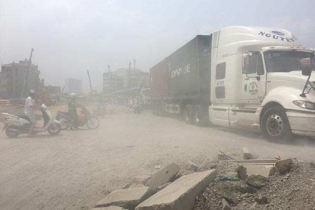 Ô nhiễm không khí ở Hà Nội: Bụi mịn là tác nhân gây ung thư phổi - 1