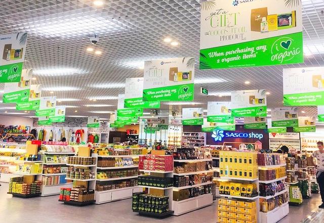 """""""Phải lòng"""" nơi mua sắm đặc sắc tại sân bay Tân Sơn Nhất - 1"""