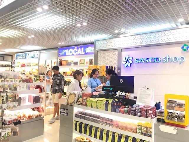 """""""Phải lòng"""" nơi mua sắm đặc sắc tại sân bay Tân Sơn Nhất - 3"""