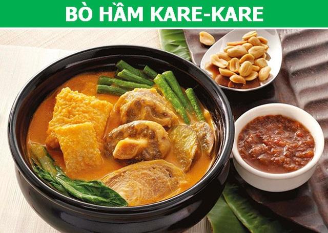 Những món ăn nhất định phải thử khi đến Philippines - 4