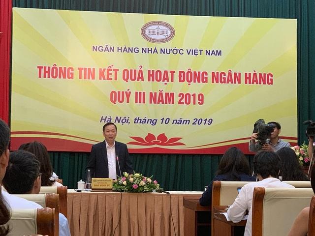 Phó Thống đốc Đào Minh Tú nói gì về khả năng phá giá VND? - 1