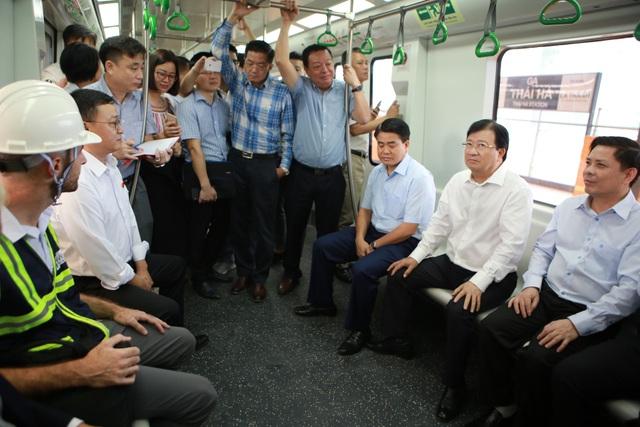 Phó Thủ tướng nói gì với Tổng thầu Trung Quốc về đường sắt Cát Linh - Hà Đông? - 3