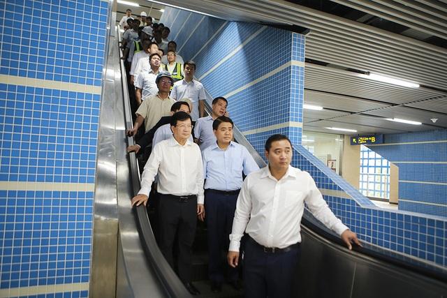 Phó Thủ tướng nói gì với Tổng thầu Trung Quốc về đường sắt Cát Linh - Hà Đông? - 4