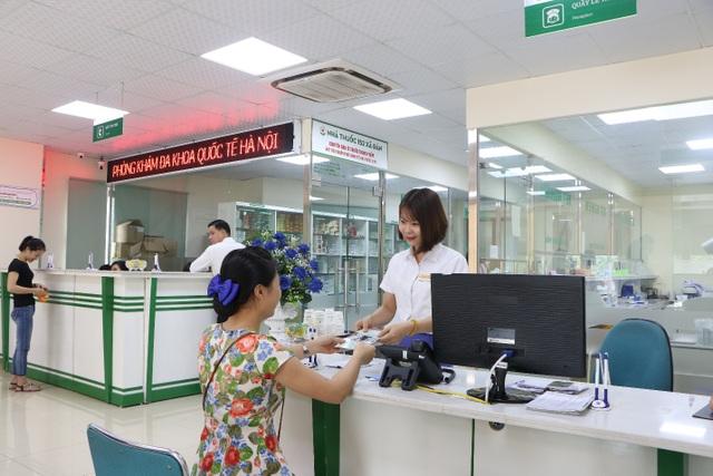 Phòng khám Đa khoa Quốc tế Hà Nội – Địa chỉ thăm khám chất lượng, uy tín - 1