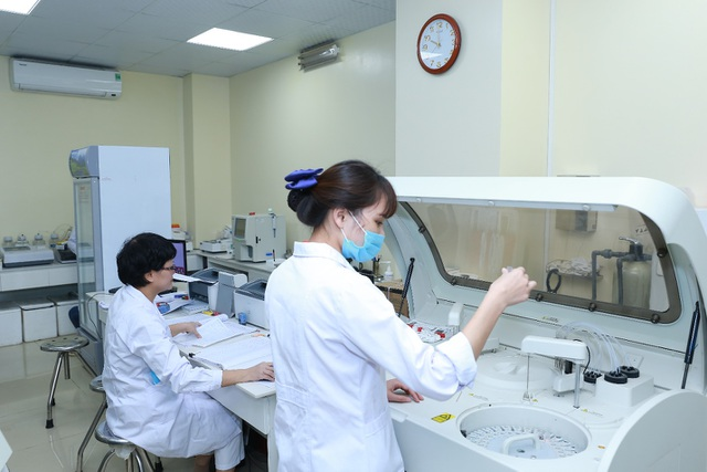 Phòng khám Đa khoa Quốc tế Hà Nội – Địa chỉ thăm khám chất lượng, uy tín - 2
