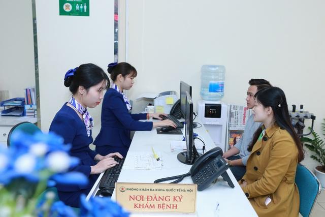 Phòng khám Đa khoa Quốc tế Hà Nội – Địa chỉ thăm khám chất lượng, uy tín - 4