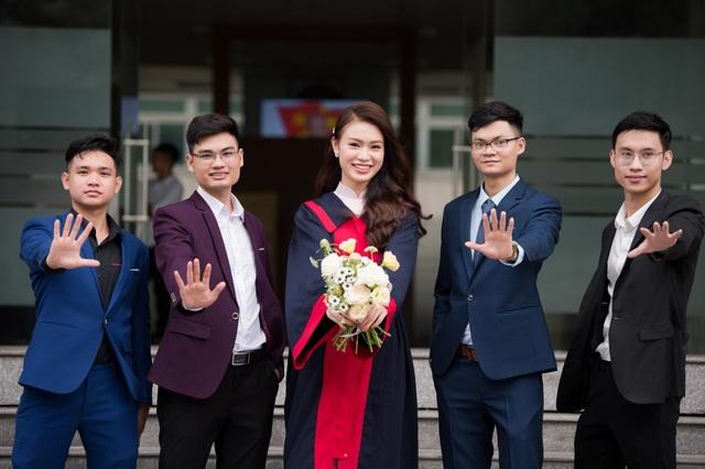 """""""Cô gái vàng"""" của làng Hoa hậu Việt Nam tốt nghiệp ĐH Ngoại thương loại xuất sắc - 10"""