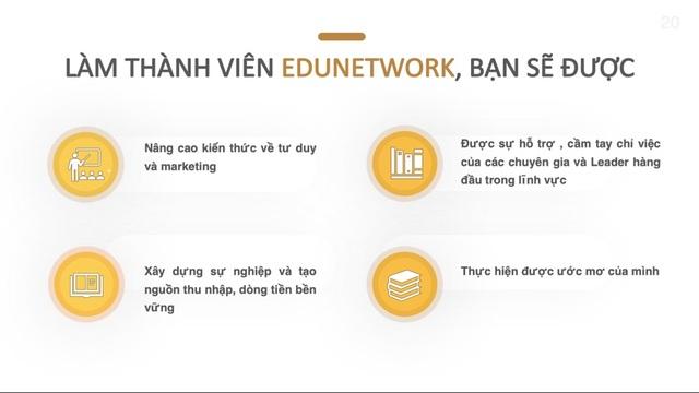 """Mô hình giáo dục trực tuyến Edunetwork: """"Làn gió"""" mới dành cho những người kinh doanh online - 2"""