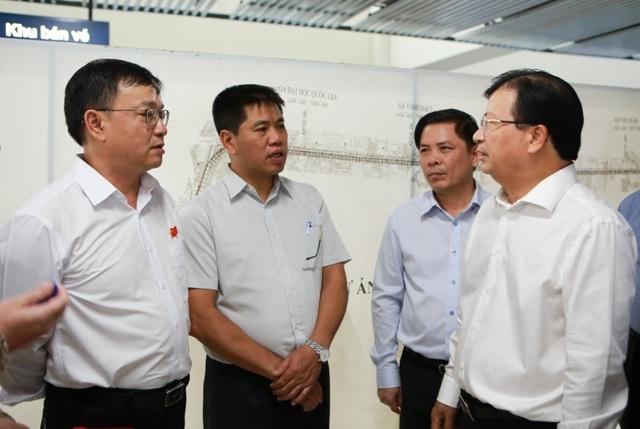 Phó Thủ tướng nói gì với Tổng thầu Trung Quốc về đường sắt Cát Linh - Hà Đông? - 2