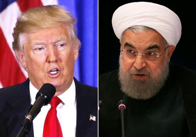 Tổng thống Iran có thể đã phớt lờ cuộc điện đàm của ông Trump tại Liên Hợp Quốc - 1
