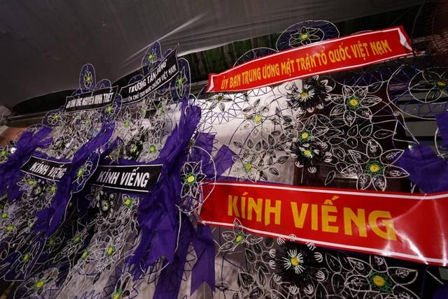 Lễ tang ông Nguyễn Hữu Hạnh: Mãi ghi nhớ những đóng góp trong cuộc kháng chiến thống nhất Tổ quốc - 5