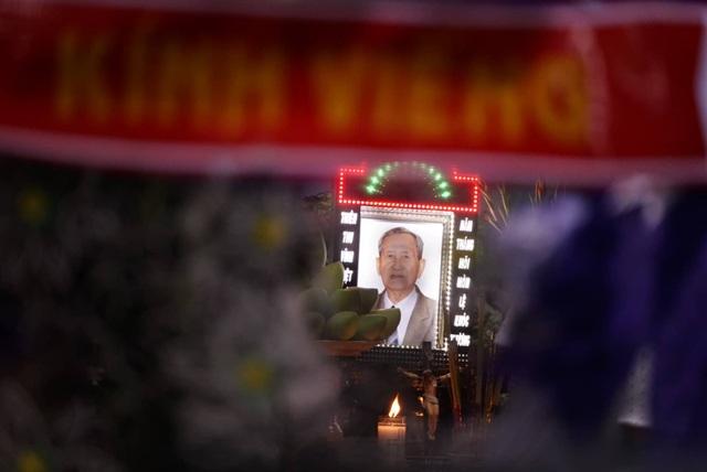 Lễ tang ông Nguyễn Hữu Hạnh: Mãi ghi nhớ những đóng góp trong cuộc kháng chiến thống nhất Tổ quốc - 1