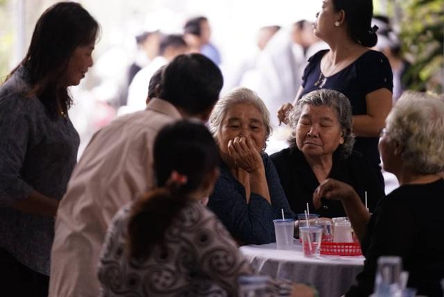Lễ tang ông Nguyễn Hữu Hạnh: Mãi ghi nhớ những đóng góp trong cuộc kháng chiến thống nhất Tổ quốc - 2