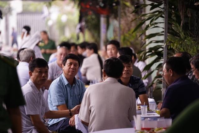 Lễ tang ông Nguyễn Hữu Hạnh: Mãi ghi nhớ những đóng góp trong cuộc kháng chiến thống nhất Tổ quốc - 3