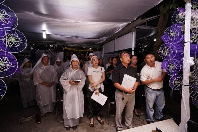 Lễ tang ông Nguyễn Hữu Hạnh: Mãi ghi nhớ những đóng góp trong cuộc kháng chiến thống nhất Tổ quốc - 10