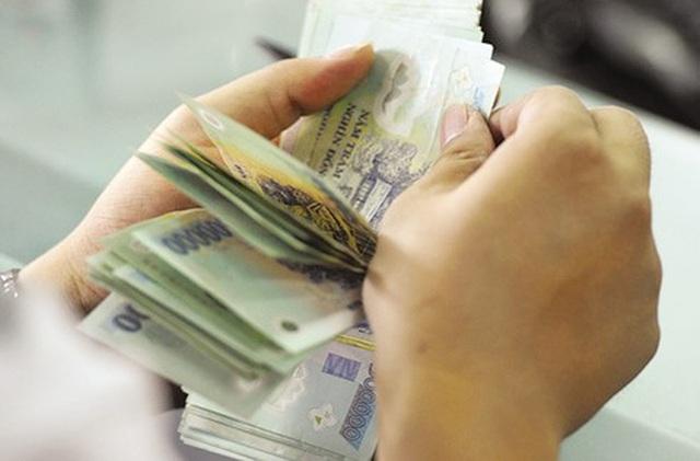 Tiền lương tháng tính theo số ngày làm việc thực tế trong tháng - 1