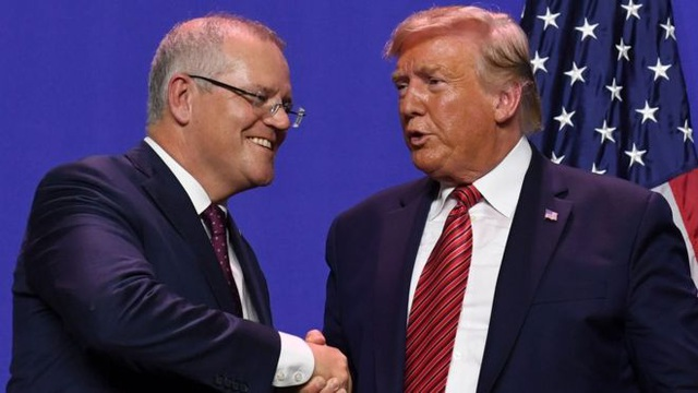 Sau Tổng thống Ukraine, ông Trump lại vướng phải lùm xùm điện đàm với Thủ tướng Úc - 1