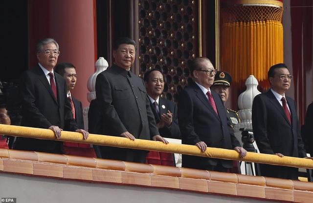 15.000 binh sĩ Trung Quốc duyệt binh mừng 70 năm Quốc khánh - 2
