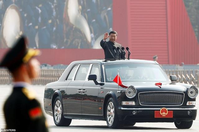 15.000 binh sĩ Trung Quốc duyệt binh mừng 70 năm Quốc khánh - 3