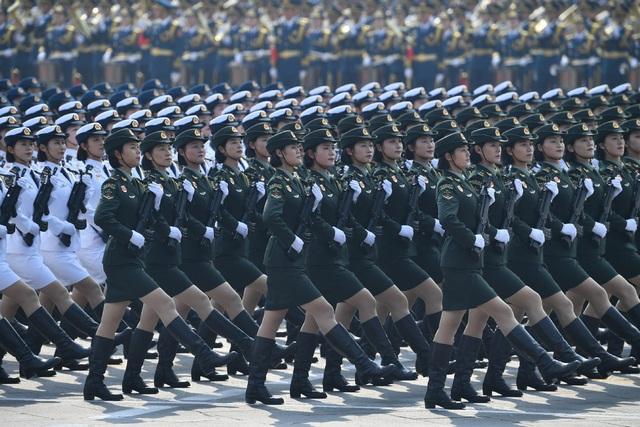 15.000 binh sĩ Trung Quốc duyệt binh mừng 70 năm Quốc khánh - 8