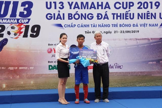 Chân dung đội bóng cuối cùng góp mặt tại vòng chung kết U13 Yamaha Cup 2019 - 2