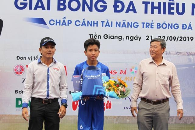 Chân dung đội bóng cuối cùng góp mặt tại vòng chung kết U13 Yamaha Cup 2019 - 3