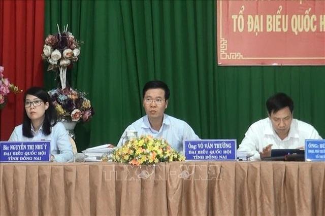 Trưởng Ban Tuyên giáo Trung ương: Phải nghiêm túc làm rõ tố cáo của dân về sai phạm của cán bộ - 2