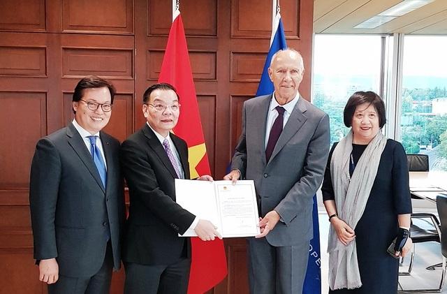Việt Nam gia nhập Thỏa ước La-hay về đăng ký quốc tế kiểu dáng công nghiệp - 1