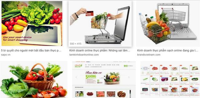 """Mua thực phẩm chợ online coi chừng """"tiền mất tật mang"""" - 1"""