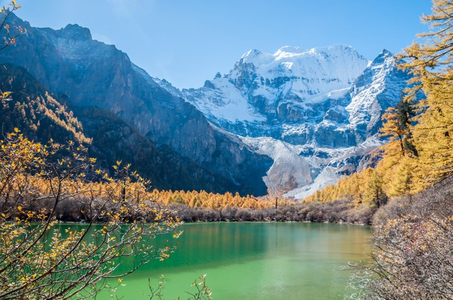 Những đỉnh núi thiêng không thể chinh phục - 1