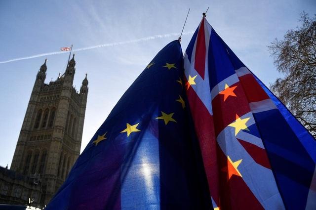 """Thủ tướng Anh sắp đề xuất kịch bản """"hai biên giới"""" với EU - 1"""