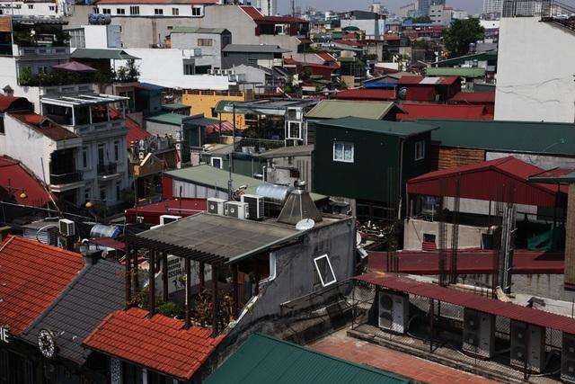 8 phố dự kiến thành không gian đi bộ mới của Hà Nội - 14