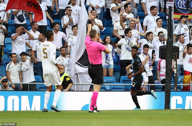"""Casemiro ghi bàn, Real Madrid """"hút chết"""" trước Club Brugge - 2"""