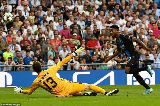 """Casemiro ghi bàn, Real Madrid """"hút chết"""" trước Club Brugge - 5"""