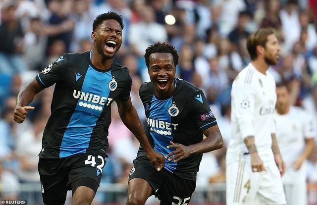 """Casemiro ghi bàn, Real Madrid """"hút chết"""" trước Club Brugge - 7"""