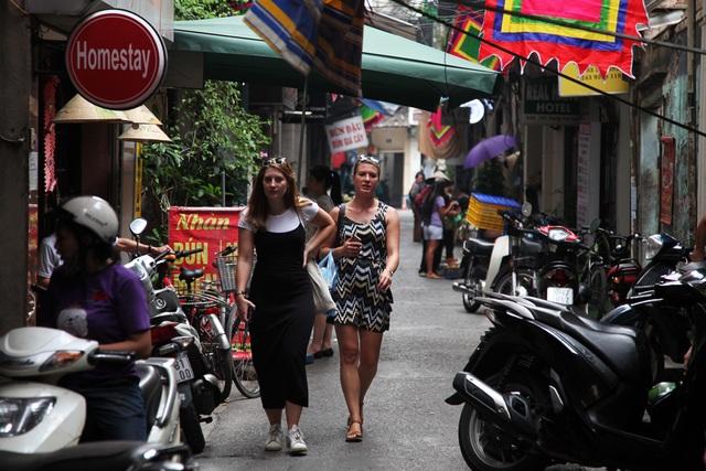 8 phố dự kiến thành không gian đi bộ mới của Hà Nội - 11