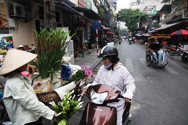 8 phố dự kiến thành không gian đi bộ mới của Hà Nội - 8