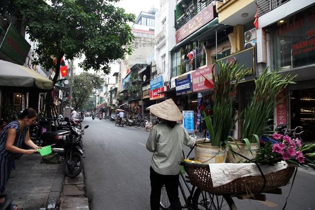 8 phố dự kiến thành không gian đi bộ mới của Hà Nội - 10