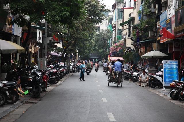 8 phố dự kiến thành không gian đi bộ mới của Hà Nội - 9